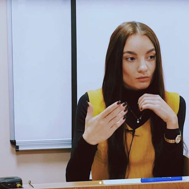 Колосова Анастасия Юрьевна